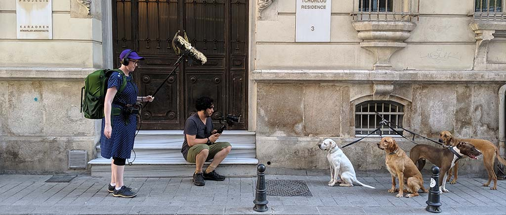 We Don't Deserve Dogs - Documentary Film